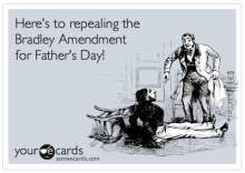 ecard father bradley amd