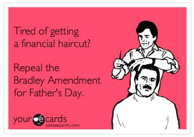 ecard financial haircut
