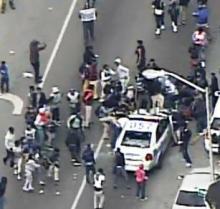 Baltimore riots 1
